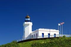 latarnia morska jest arecibo Zdjęcie Royalty Free