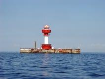 latarnia morska kiel Obraz Stock