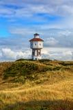 Latarnia morska Langeoog Obrazy Royalty Free
