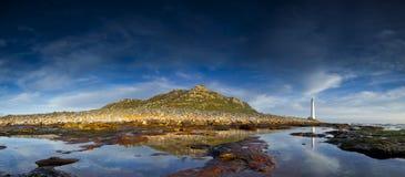 Latarnia morska morzem Zdjęcia Stock