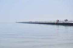 Latarnia morska na jeziornym Ontario Zdjęcie Royalty Free