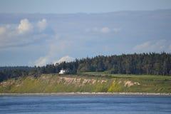 Latarnia morska na Wzgórzu Obrazy Royalty Free