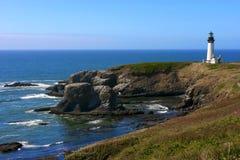 latarnia morska Oregon Zdjęcia Stock