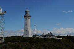 Latarnia morska, południowe wybrzeże, Nowe południowe walie, Australia Zdjęcia Royalty Free