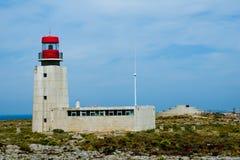 Latarnia morska Ponta De Sagres obrazy royalty free