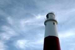 latarnia morska Portland bill Obrazy Stock