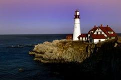 latarnia morska Portland głowy Obrazy Stock