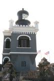 Latarnia morska przy Castillo San Felipe Del Morro Fotografia Stock