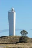 Latarnia morska, przylądek Jervis, Australia obraz royalty free