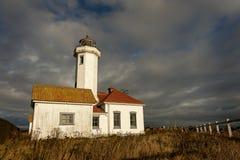 latarnia morska punkt Wilson Fotografia Royalty Free