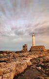 Latarnia morska Santa Croce Zdjęcie Stock