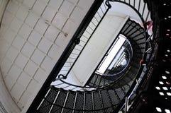 Latarnia morska schody Obraz Royalty Free