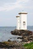 latarnia morska square obraz stock
