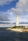 latarnia morska stara Zdjęcia Stock