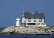 latarnia morska szwedzi zdjęcia royalty free