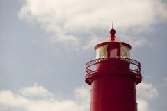 Latarnia morska W Budowie Zdjęcia Royalty Free