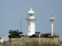 Latarnia morska w Crimea Obrazy Stock