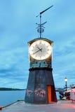Latarnia morska w Oslo embakment Obraz Stock