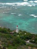 latarnia morska w raju Zdjęcia Royalty Free