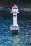 Latarnia morska w samotności Zdjęcie Stock