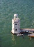 Latarnia morska w Wenecja Zdjęcia Stock