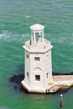 Latarnia morska Wenecja Zdjęcia Royalty Free