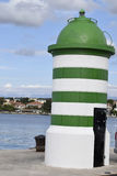 latarnia morska zadar Zdjęcie Stock