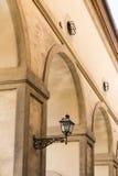 Latarnia Uliczna w Florencja Zdjęcie Royalty Free