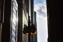Latarnie uliczne Zdjęcie Royalty Free