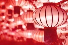 latarnie z chin Zdjęcia Royalty Free