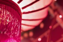 latarnie z chin Obraz Stock