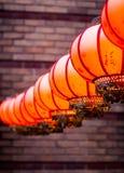 latarnie z chin Obrazy Royalty Free