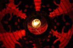 latarniowa czerwień Obrazy Royalty Free