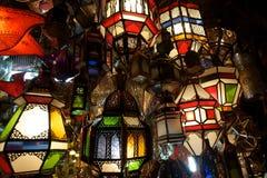 Latarniowy bazar Zdjęcia Stock
