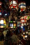 Latarniowy bazar Obrazy Royalty Free
