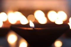 Latarniowy Diwali fotografia stock