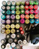 latas Foto de Stock