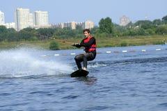 latawiec surfingu Fotografia Royalty Free