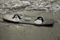 latawiec surfowanie zarządu Zdjęcie Stock