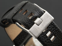 Latch on expensive watch Royalty Free Stock Photo