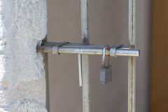 Latch. Royalty Free Stock Photo