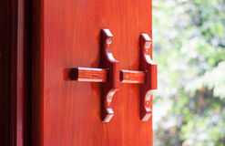 Latch Royalty Free Stock Images