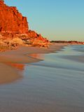 Late afternoon at Cape Leveque Royalty Free Stock Photo