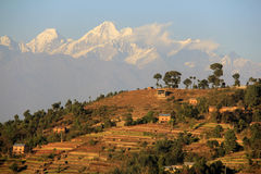 Late Afternoon In Nagarkot 2 Stock Images