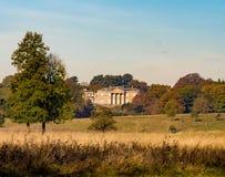 Late autumn sunshine Royalty Free Stock Image