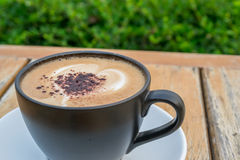Late coffee Royalty Free Stock Image