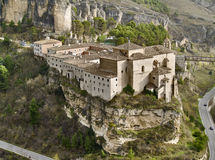 Late gothic early renaissance monastery Stock Image
