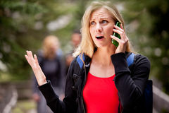 Late Meet Phone Stock Images