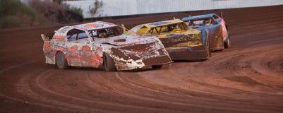 Late Model Car Racing Stock Photos