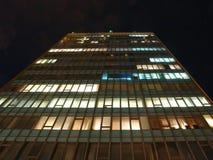 late office work Στοκ φωτογραφίες με δικαίωμα ελεύθερης χρήσης
